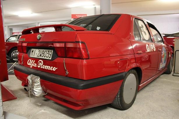 Museo Cozzi (Legnano)   Alfa Romeo in museums