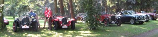 Alfa Romeo event