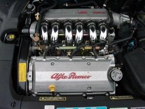 Alfa Romeo V6 by Busso