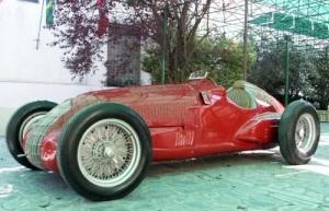 Museo Juan Manuel Fangio