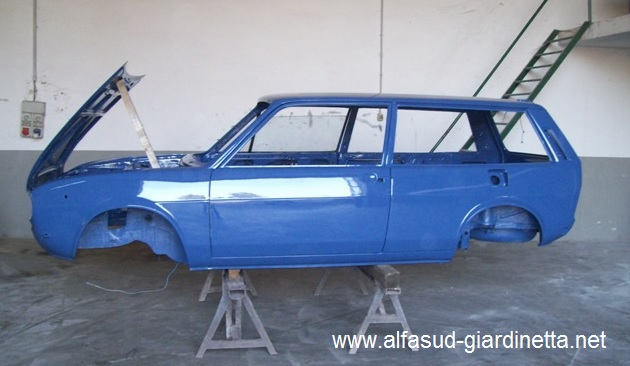 Registro Alfasud Giardinetta Internazionale Alfa Romeo In Museums - Alfa romeo alfasud for sale