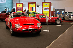 Giulia TZ at Techno Classica Essen 2013