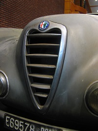 Alfa Romeo 1900 SSZ Barnfind