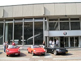 Museo Storico Alfa Romeo and hidden treasures videos