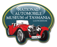 National Automobile Museum of Tasmania Logo