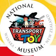 Logo Wanaka Transport and Toy Museum