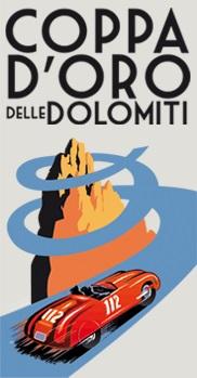 Logo Coppa d'Oro delle Dolomiti