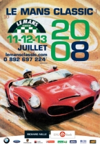 Poster Le Mans Classic 2008