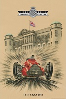 Goodwood Festival of Speed 2013 poster